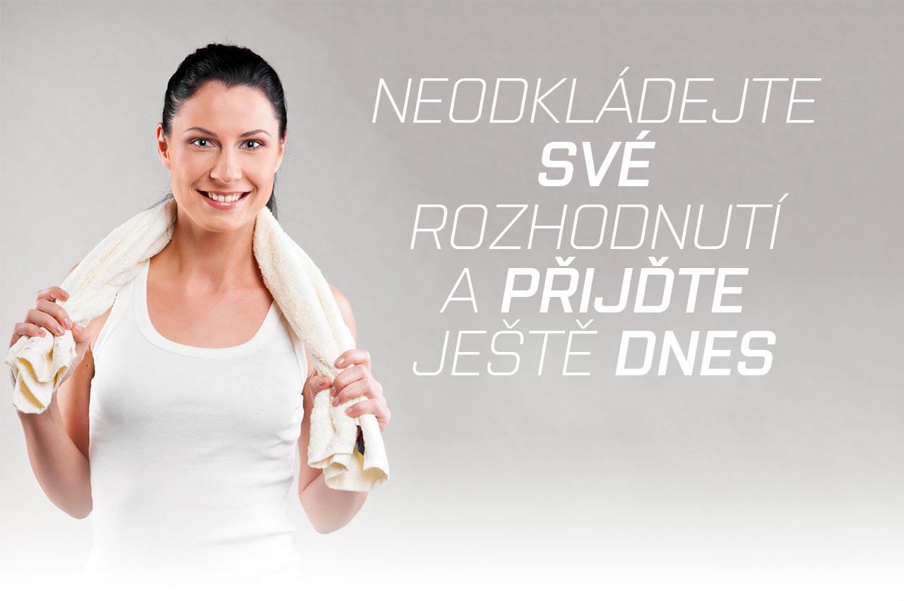 Ceník je k dispozici ve fitness klubu doubleDRIVE