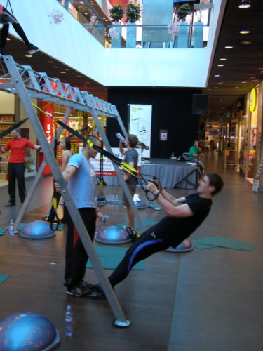 FOTOGALERIE – Fitness víkendy v City Parku Jihlava