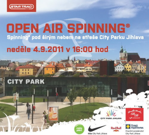 OPEN AIR SPINNING®