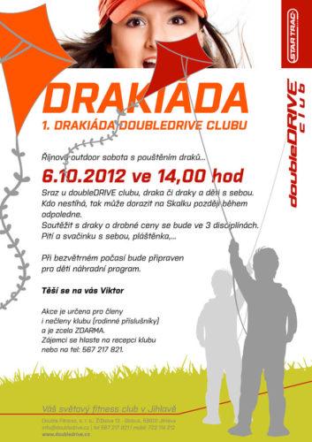 Drakiáda doubleDRIVE clubu - 6.10