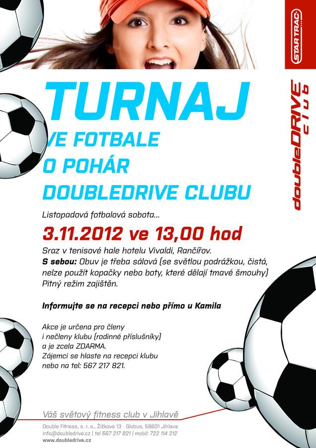 Turnaj ve fotbale - 3.11.