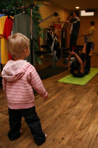 fitness doubleDRIVE club - Pomocné tlapky