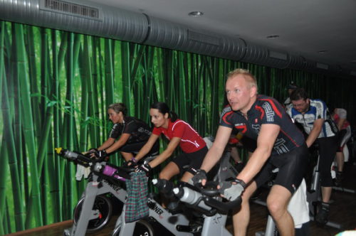 "Fotogalerie Spinning® ""double ride"" – 11.5.2013"