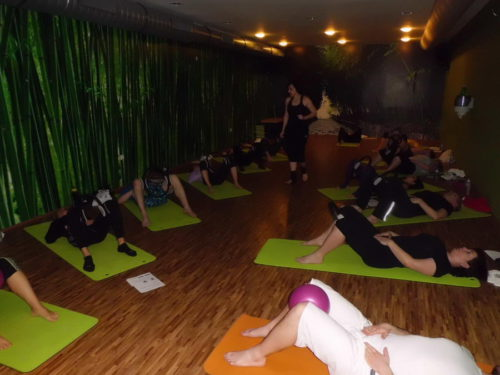 Workshop – fitness pilates + power joga – 21.2.2015