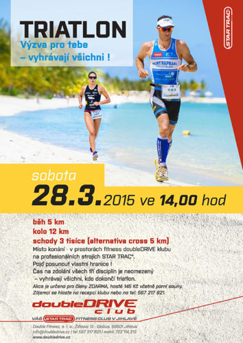 triatlon fitness jihlava