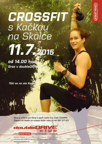 Crossfit s fitness klubem doubleDRIVE Jihlava