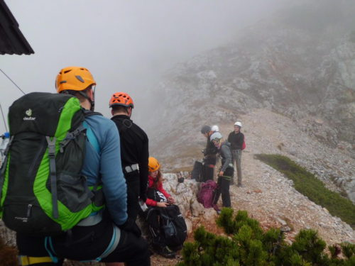 Ferratové lezení v Rakousku – 9.-11.10.2015