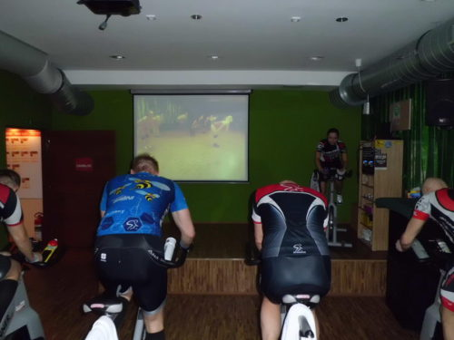 Silvestrovký Spinning® a party – 31.12.2015