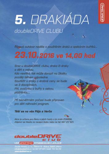 drakiáda doubleDRIVE clubu