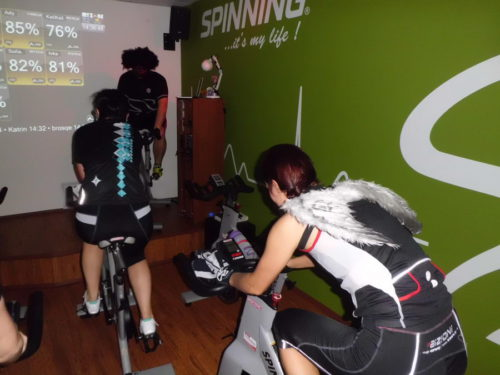 Mikulášský Spinning® maraton – 5.12.2015