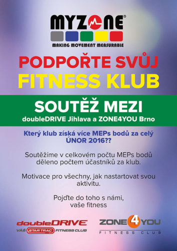 myzone challenge fitness jihlava
