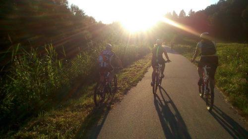 FOTO – Červencová pohodová vyjíždka na kole – 30.7.2016