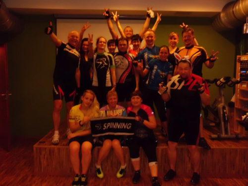 Velikonoční Spinning® maraton – 6.4.2015