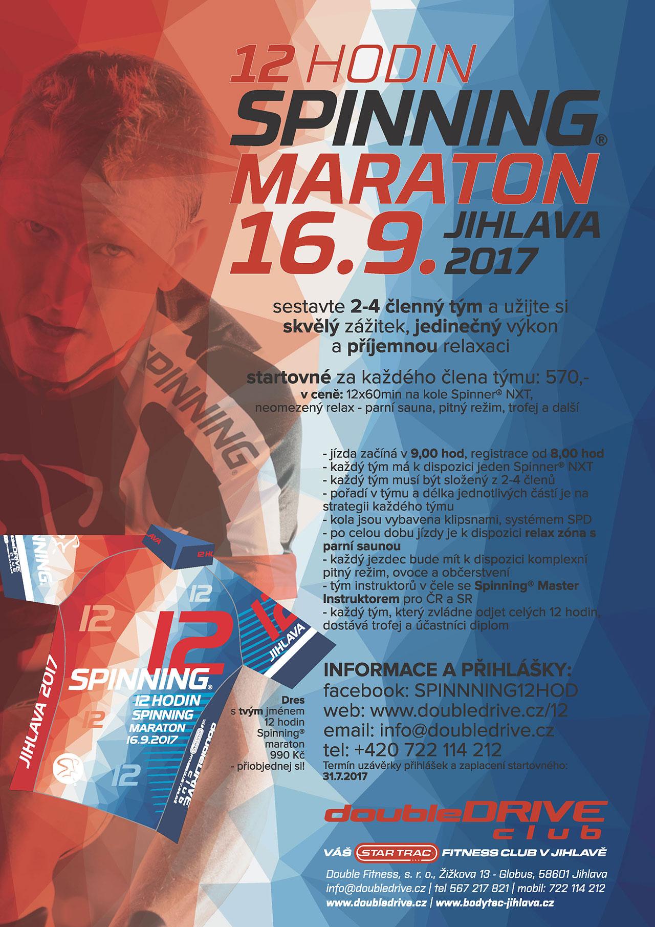 12hod spinning maraton