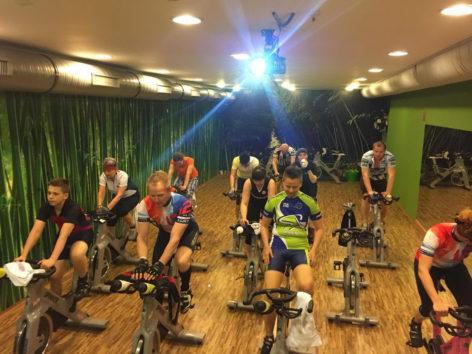 fitness klub doubledrive jihlava Spinning