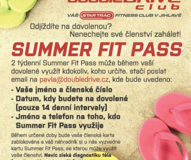Summer Fit Pass