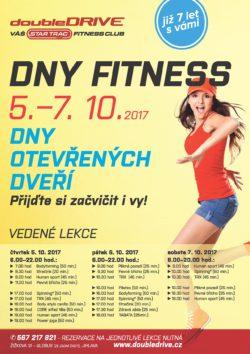Dny fitness Jihlava