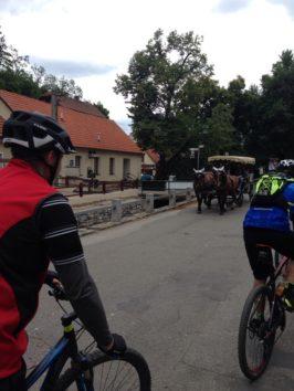 FOTOGALERIE – Křivoklát, Karlštejn, Žebrák – Cyklovíkend 22.-24. 6. 2018
