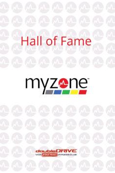 Síň slávy systému Myzone™