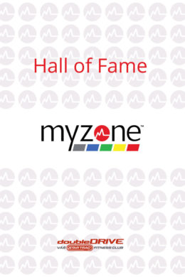 Myzone(r) Logo Full Colored Version Black Text