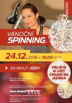 Vánoční Spinning® - 24. 12. 2018