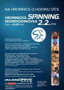 Hromnická sedmihodinovka - 2. 2. 2019