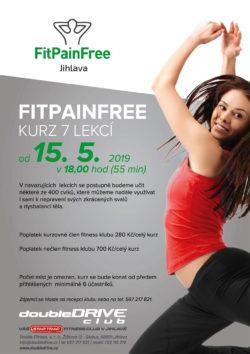 FitPainFree kurz 7 lekcí