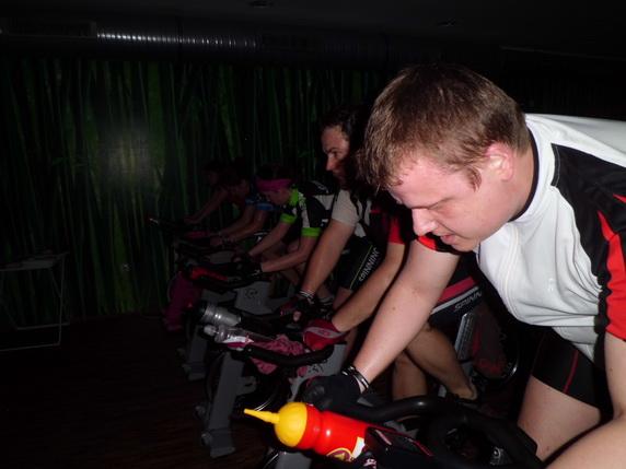 Před lekcí proběhne nadstavbové školení spinning® instruktorů