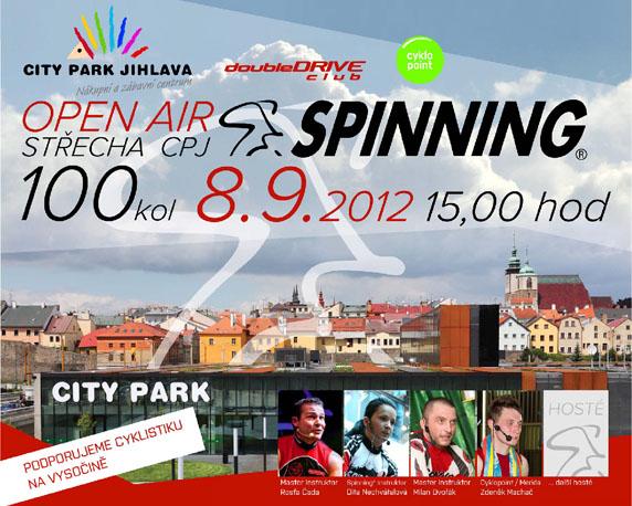 Open Air Spinning 2012