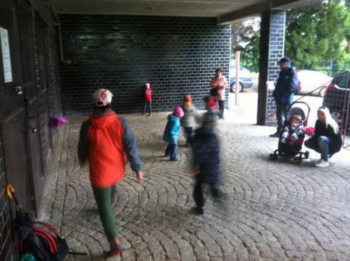 Šipkovaná – outdoor sobota pro děti a rodiče – 25.5.
