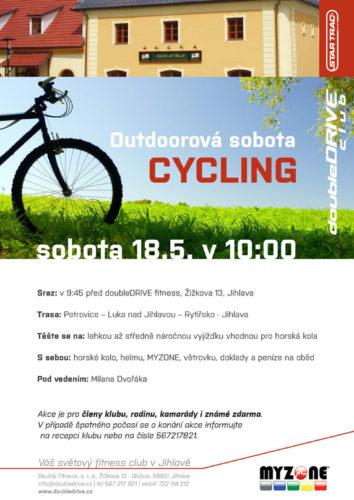 Outdoorová sobota Cycling