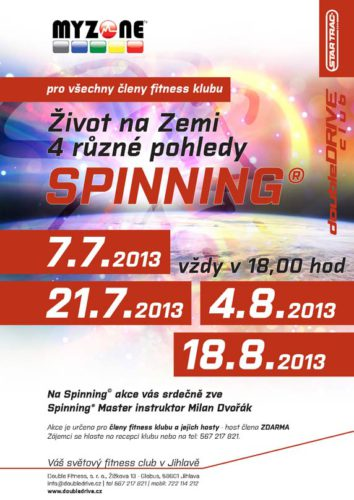 spinning doubledrive