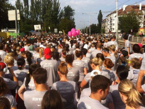 Poběžíme Pražských 10 km – 31.8.2013