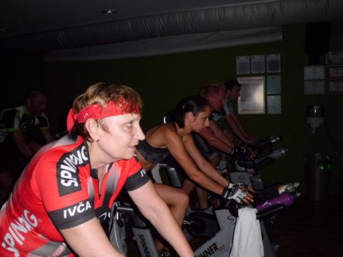 1. letní Spinning® maraton – 21.6.2014
