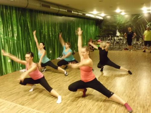 Tančíme pro radost se Sylvou – 27.6.2014