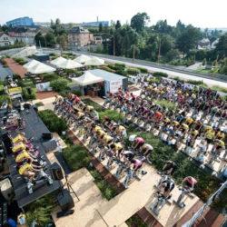 Open Air Spinning Jihlava fitness doubledrive club