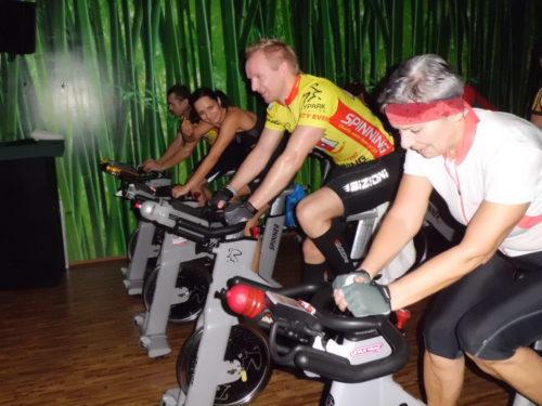 Mikulášský Spinning® maraton – 6.12.2014