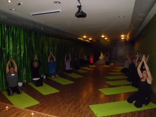 Workshop – fitness pilates + power joga – 21.2.2015