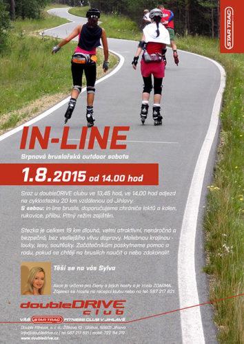 inline s fitness klubem doubleDRIVE Jihlava
