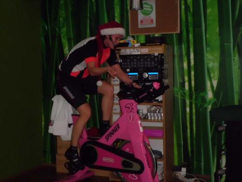 Vánoční Spinning® – 24.12.2015