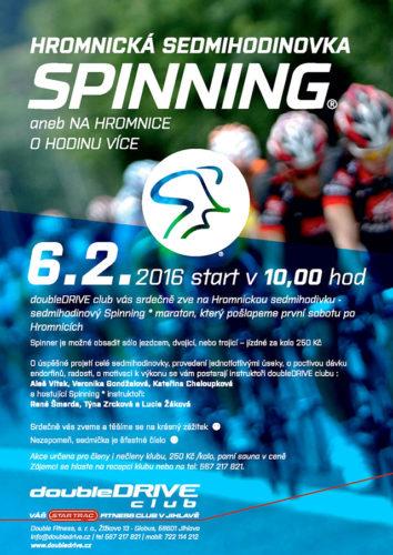 Hromnice Spinning 2016