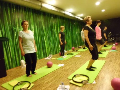 Workshop Pilates s Klárou – 2. 4. 2016