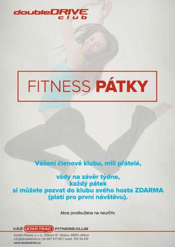 fitness pátky