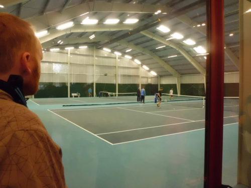 Pojďte na tenis a pomůžete dobré věci – 9. 4. 2016