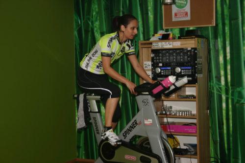 4 hodinový Spinning® maraton ve fitness klubu doubleDRIVE Jihlava