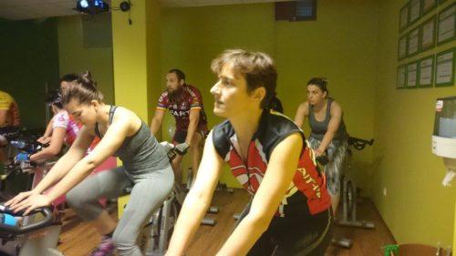 SPINNING fitness jihlava