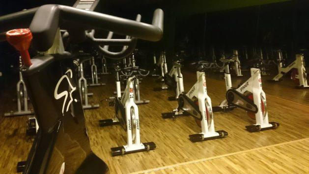 12 hodin Spinning® maraton 2017