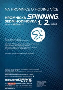 Hromnická sedmihodinovka - 1. 2. 2020