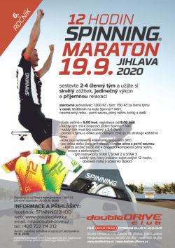 12 hodin Spinning® maraton 2020