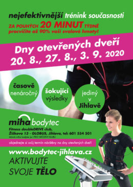 Bodytec Dny 202008